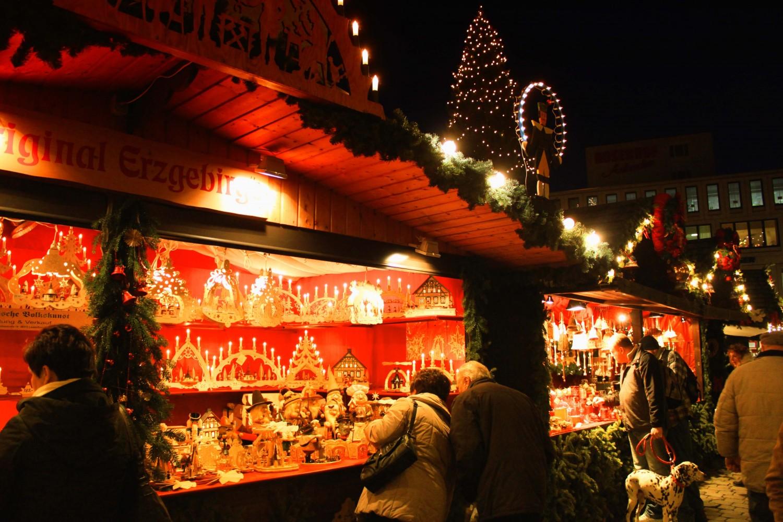 Excursie Naar Een Duitse Kerstmarkt Duitsland Instituut