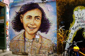 Deelname Studiedag Anne-Frank-Huis