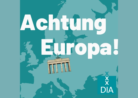 Podcast: Achtung Europa #2