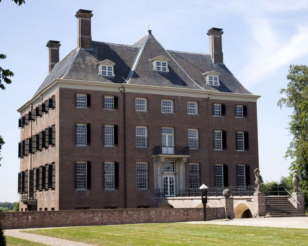 excursie kasteel amerongen en huis doorn duitsland instituut. Black Bedroom Furniture Sets. Home Design Ideas