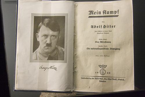 Citaten Hitler Duits : Nieuwe uitgave moet mein kampf demystificeren duitsland instituut