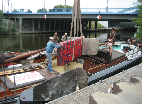 Met de Muurbrekers over de Spree