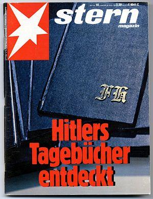 Hitler Tagebücher Film