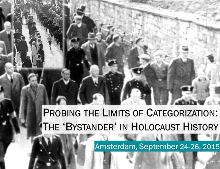 a bystanders role in the holocaust essay Life in the camps and ghettos heroes, silent bystanders, collaborators essay overview of life in the ghettos and camps b.